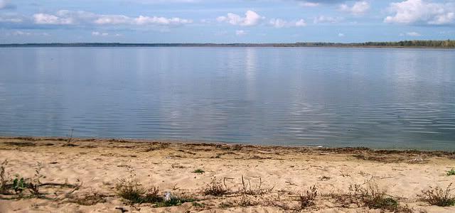 Рыбалка на Краснослабодском водохранилище в Клецком район